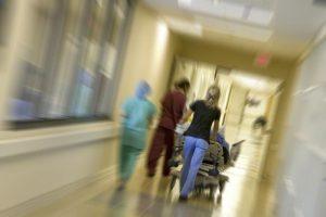 Ligoninėje gydomas nusišauti mėginęs vilnietis