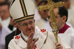 """Vatikanas atšaukė susitikimą su filmo """"Nojaus laivas"""" kūrybine grupe"""