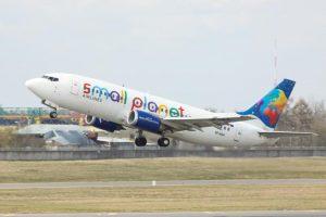 "Rekordiniai ""Small Planet Airlines"" metai – 2013-ieji"