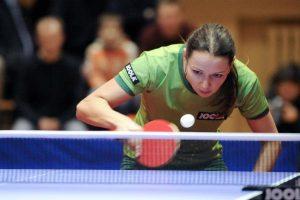 Lietuvos stalo tenisininkai pralaimėjo antrą kartą