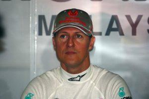 M. Schumacheris budinamas iš komos