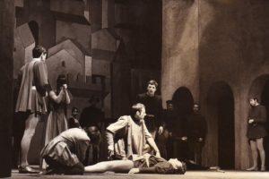 Valstybinis jaunimo teatras 50-metį minės dokumentinio filmo pristatymu