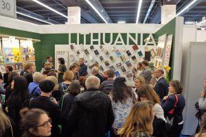 Lietuva Frankfurte pristatė kitų metų programą Leipcigo knygų mugėje