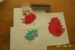 Narkotikų nešėją išdavė išsipūtusios kišenės