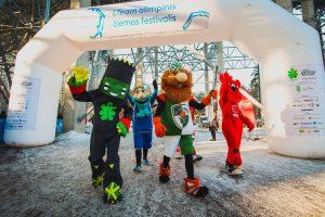 Druskininkų žiemos olimpinis festivalis viršijo organizatorių lūkesčius