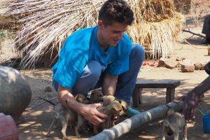 UNICEF misija Malavyje: D. Montvydo ir Jazzu dienoraštis