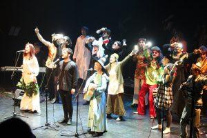 Keistuolių teatras rengiasi pompastiškai paminėti Teatro dieną