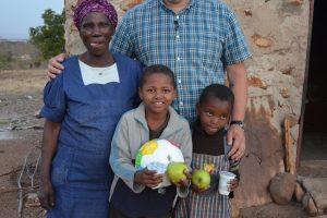 V. Radzevičius Svazilande: jos šypsena – vienas nuoširdžiausių dalykų mano gyvenime