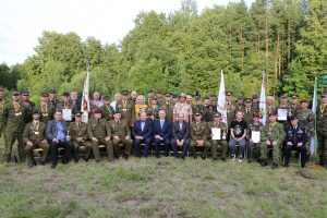 Lietuvos kariuomenės žaidynėse Vilkijoje triumfavo telšiečiai