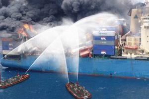 Priešgaisrinių laivų reikės ir Klaipėdai