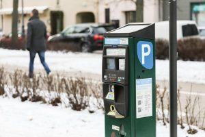 Užmaršuoliams – daugiau vietų sumokėti už automobilio stovėjimą