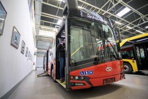 Vilnius už 1,6 mln. eurų pirks 10 mažų autobusų