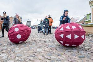 Antrąją Velykų dieną – linksmybės ir Rumšiškėse