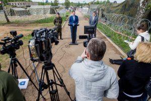 NATO kariai Kaune ruošiasi pratyboms: brangi technika slepiama nuo pašalinių akių