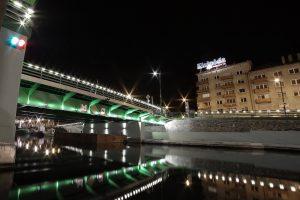 Per Jūros šventę – išbandymai tiltams