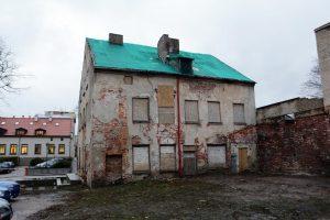 Klaipėda griežtina kovą su apleistų pastatų šeimininkais