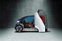 """""""Hondos"""" vizija – elektrinė automobilių ateitis ir dirbtinis intelektas"""