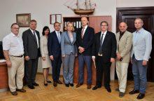 Klaipėdos universitetas drąsiai žengia į naujus akademinius metus