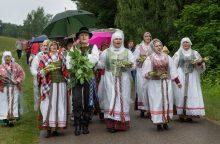 Tradicinės Joninės Rumšiškėse – su lietumi