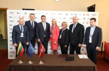 Vilnius išmaniaisiais sprendimais įkvepia ir kitus Lietuvos miestus