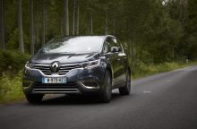 """""""Renault Espace"""" patobulintas išsaugant pripažintus privalumus"""