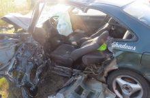 Tragiška avarija Klaipėdos rajone: tarp sužeistųjų – besilaukianti moteris