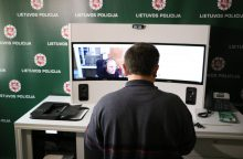 Jūsų dėmesiui –  pirmasis Lietuvoje interaktyvus policijos paslaugų kambarys