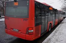 Į Knygų mugę – patogiai viešuoju transportu