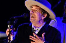 Nobelio premijos paskaitą B. Dylanas turi perskaityti iki birželio 10 dienos