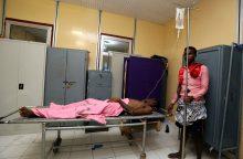 Somalio sostinę sukrėtė du sprogimai, žuvo 18 žmonių
