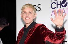 """""""Žmonių pasirinkimo"""" apdovanojimuose triumfavo """"Žuvytė Dorė"""" ir E. DeGeneres"""