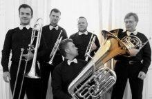 Klasikinės muzikos gerbėjams – jungtinių pučiamųjų pajėgų koncertas