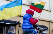 Paaiškės, kaip Kijeve atrodys Lietuvos skveras