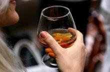 A. Verygos siūlymas: atėjus pas gydytoją – testas apie alkoholio vartojimą