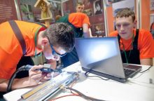 Profesinės mokyklos priėmė penktadaliu daugiau mokinių nei planavo