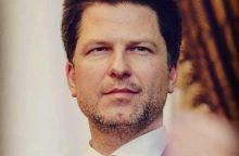 Politologijos daktaras D. Udrys: be pinigų į Lietuvą nevažiuočiau