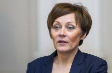 LNK vadovė: susitikimai su V. Gapšiu vyko kaip ir su kitais politikais