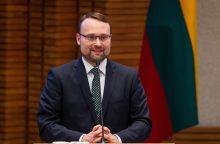 Kultūros ministras Izraelyje pristatys Lietuvos kultūrą