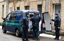 Iš Lukiškių kalėjimo Vilniuje toliau kraustomi nuteistieji