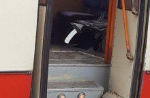 Paaiškėjo, kad sprogus troleibuso padangai sužeisti 6 žmonės <span style=color:red;>(mero komentaras)</span>