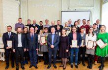 Apdovanotos gražiausius lietuviškus pavadinimus turinčios įmonės