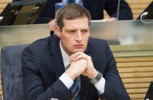 """Į aplinkos ministrus premjeras siūlys skirti """"valstietį"""" K. Mažeiką"""