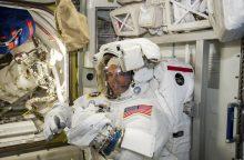 Vilniaus moksleiviai bandys užmegzti ryšį su astronautais