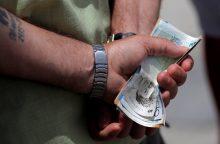 Telefoniniai sukčiai iš vilniečių išviliojo pinigus
