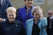 """""""The Times"""": britai svarsto paramą nukreipti iš Afrikos į Baltijos šalis"""
