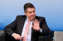 Atšaukiamas Vokietijos užsienio reikalų ministro vizitas į Lietuvą