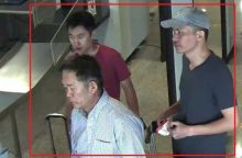 Kim Jong Namo žmogžudystės byloje policija ieško dar keturių įtariamųjų