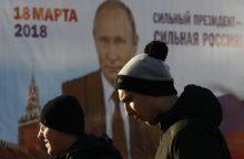Rusija Lietuvoje suderino penkis balsavimo punktus per prezidento rinkimus