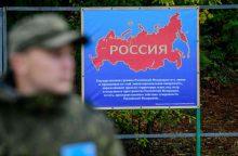 Seimas priėmė rezoliuciją dėl griežtesnių sankcijų Rusijai