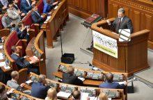 Lietuvoje lankosi Ukrainos vicepremjerė